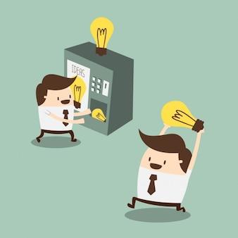 Macchina generatore di idee