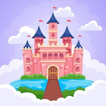 Magico castello da favola