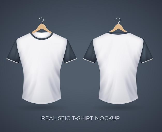 Maglietta realistica