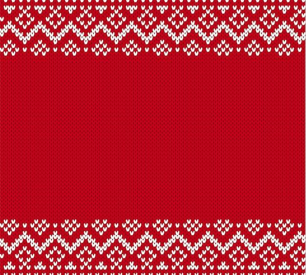 Maglione lavorato a maglia