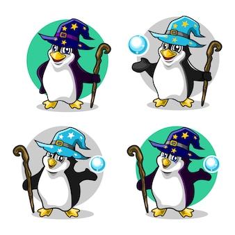 Mago pinguino