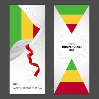 Mali felice giorno dell'indipendenza