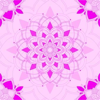 Mandala design seamless