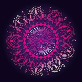 Mandala disegnati a mano