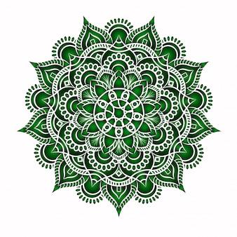 Mandala floreale