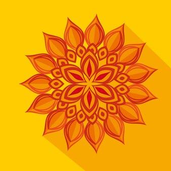 Mandala ornamentale