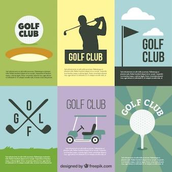 Manifesti golf club