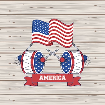Manifesto degli stati uniti d'america