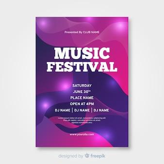 Manifesto del festival di musica astratta