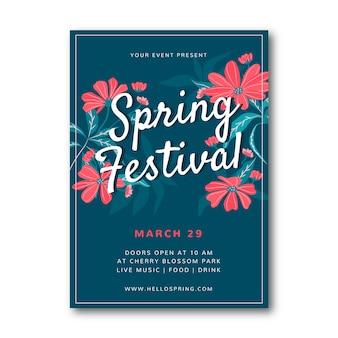 Manifesto del festival di primavera