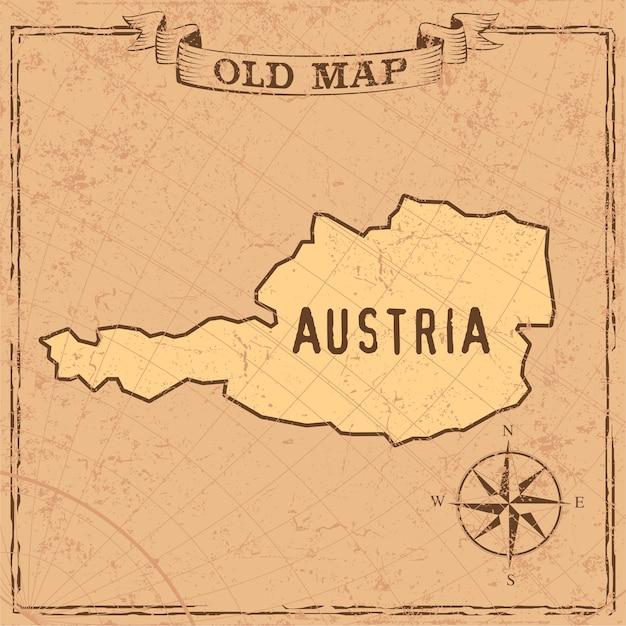 Mappa austria