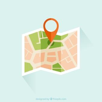 Mappa del quartiere