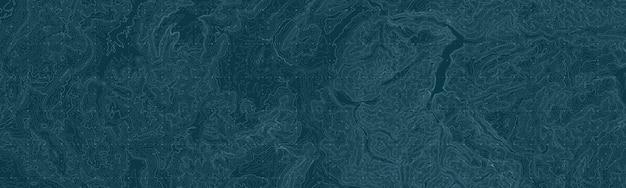 Mappa di rilievo astratto della terra.