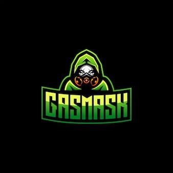 Marchio di gas logo design