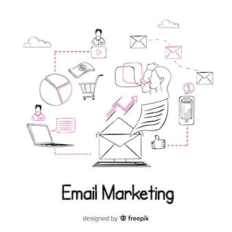 Marketing via email