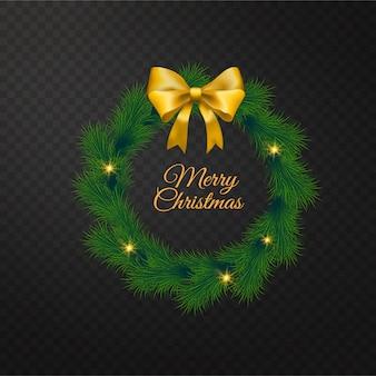 Marry christmas and new year biglietto di auguri
