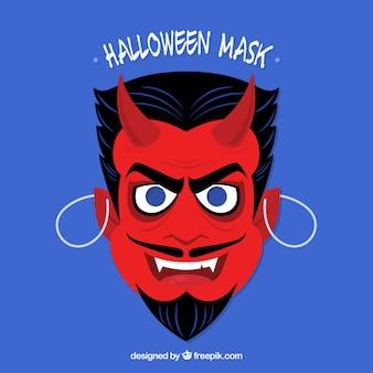 Maschera del diavolo