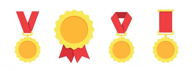 Medaglia del trofeo d'oro