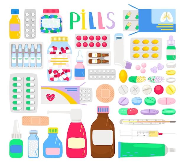 Medicine e farmaci