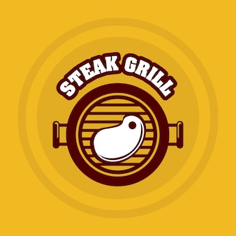 Menu grill