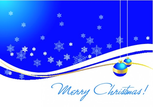 Merry christmas greeting vettoriale carta