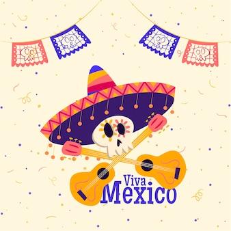 Messico dia de los muertos