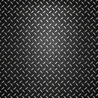 Metal background steel black design
