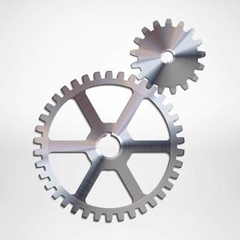 Metal gear design