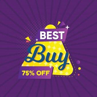 Miglior acquisto per la vendita di banner o adesivi