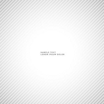 Minimo sfondo bianco con linee diagonali