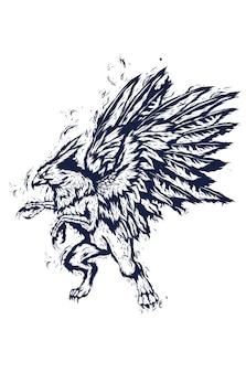 Mitologia uccello