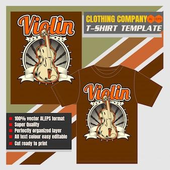 Mock up azienda di abbigliamento