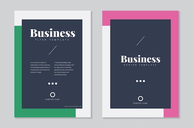 Modelli di brochure aziendali