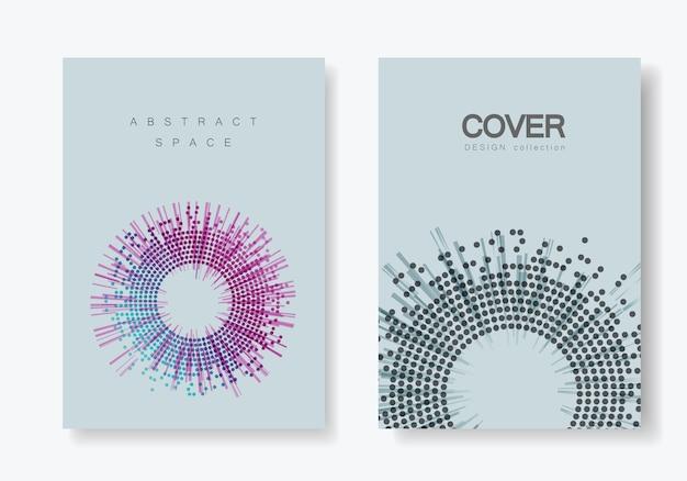 Modelli di copertina dell'opuscolo