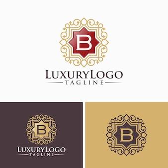 Modelli di logo di lusso