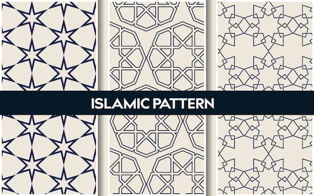 Modelli orientali islamici, modello geometrico arabo senza cuciture