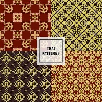 Modelli tailandesi impostati