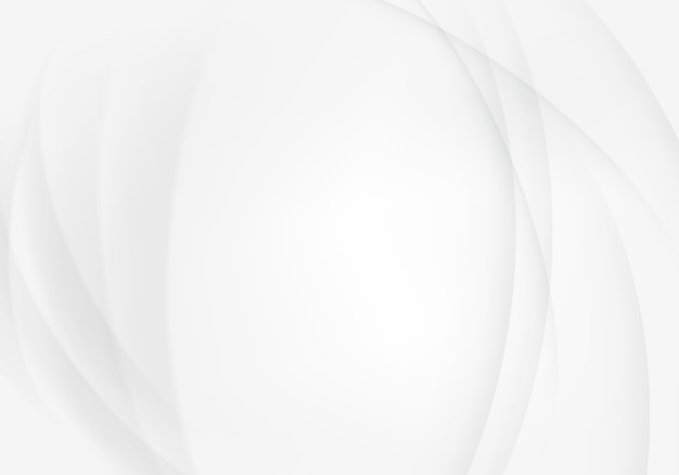 Modello astratto grigio trama bianca