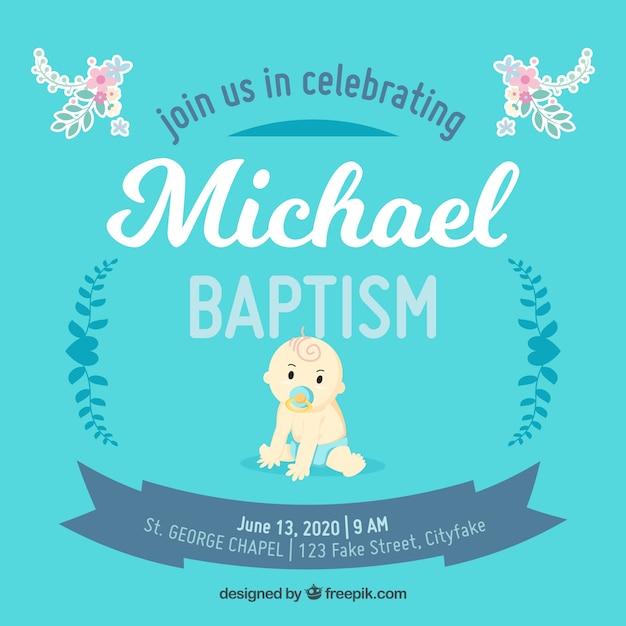 Sfondo per battesimo