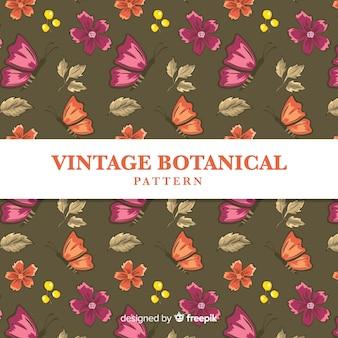 Modello botanico vintage