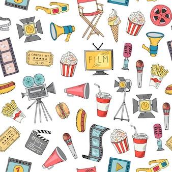 Modello del cinema