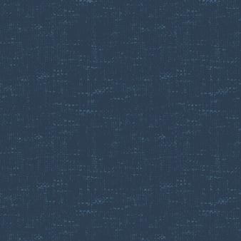 Modello denim. priorità bassa di struttura delle blue jeans. illustrazione