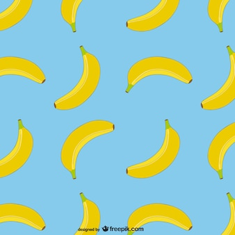 Modello di banana vettore