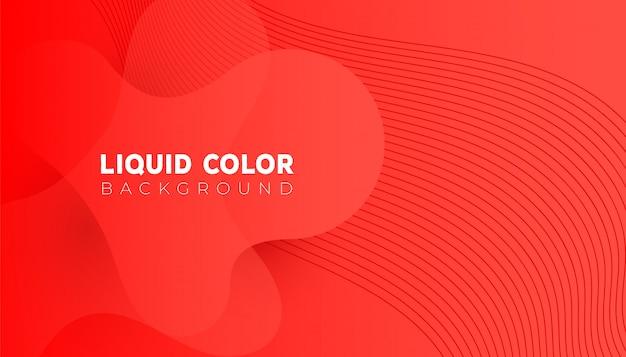 Modello di banner di liquido sfumato di plastica onde vendita. design vettoriale per il design per dispositivi mobili