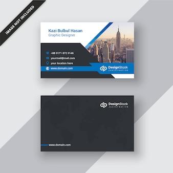 Modello di biglietto da visita aziendale
