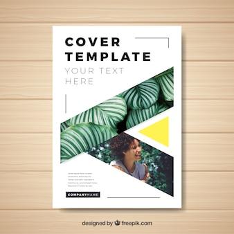 Modello di brochure aziendali