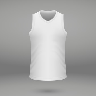 Modello di camicia per maglia.