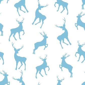 Modello di cervo senza soluzione di continuità