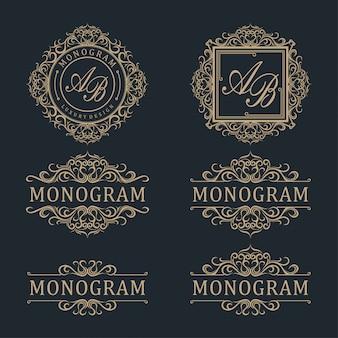 Modello di design di lusso