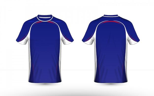 Modello di design t-shirt layout e-sport
